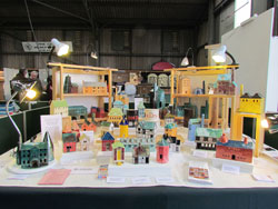 display at the Malvern Spring Show